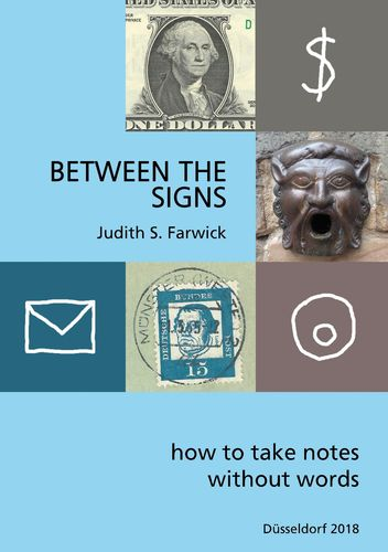 Cover of the book: Between the Signs by Judith Farwick