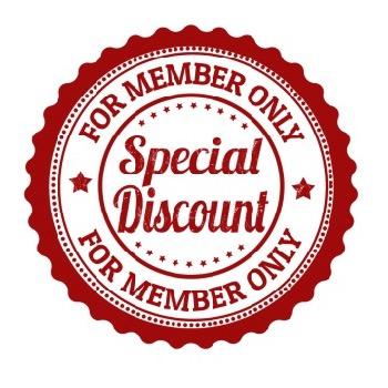 Association discount